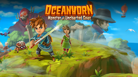 Oceanhorn Full Game Unlocked