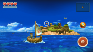 Oceanhorn full Apk Data