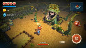 Oceanhorn HD Game Android